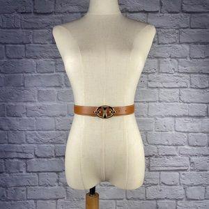Auth Vintage Hermes Chaine D'ancre Reversible Belt
